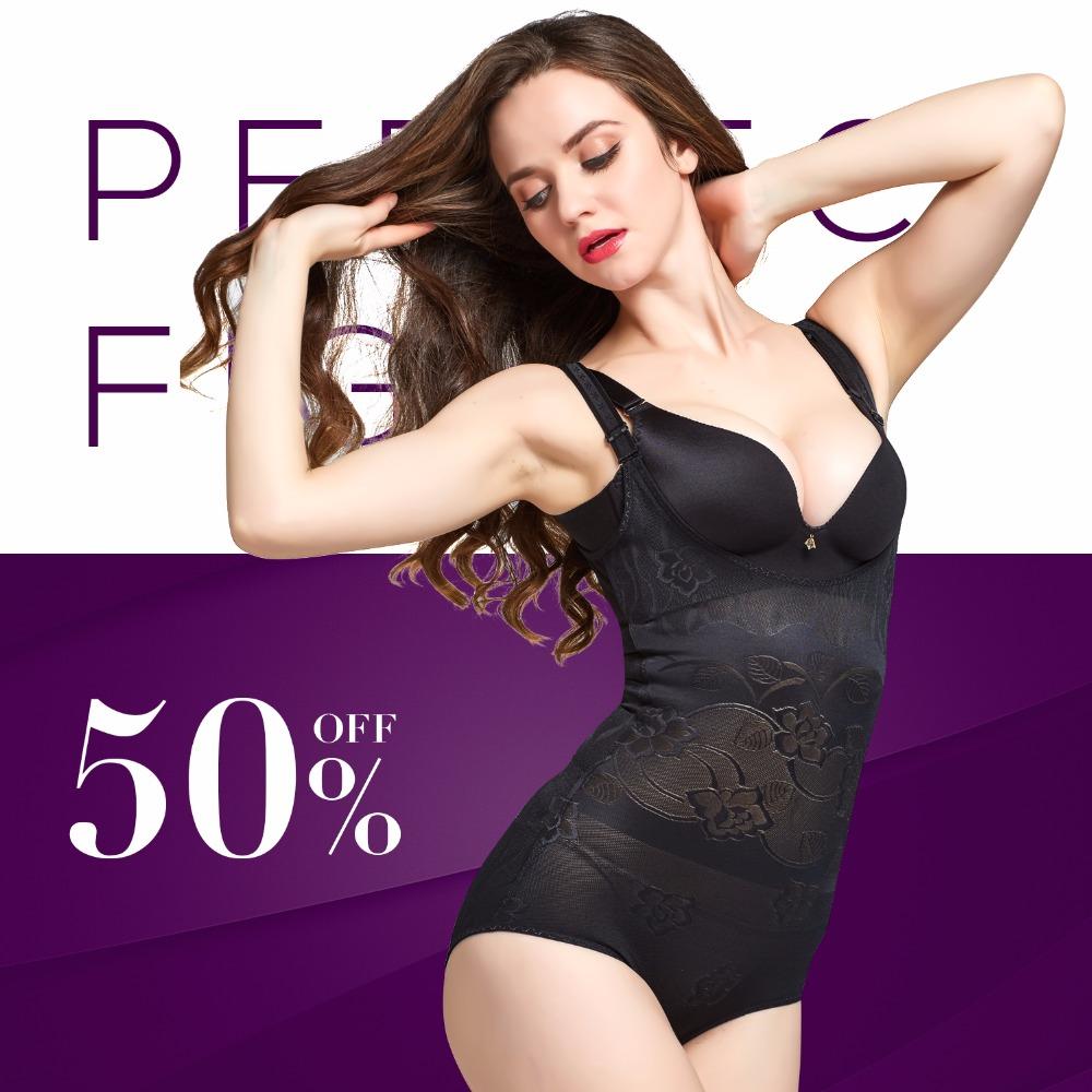 45ffcda3023 Slimming Underwear bodysuit women waist trainer Slimming Belt body shaper  Slimming corset shapewear hot shaper Control pants